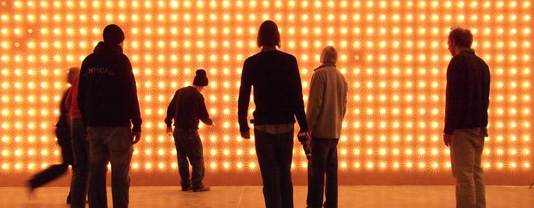 Barbara Breitenfellner Traum einer Ausstellung, 2011